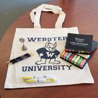 Webster University Promotional Item Giveaway