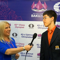 U.S. Chess Team Wins Olympiad Gold with Robson, So
