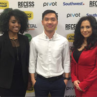 Entrepreneurship Contest Winner Truong Moves On to RECESS Regionals