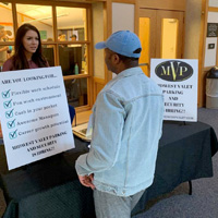 Recruiters On Campus: Midwest Valet Vists Campus