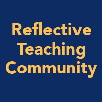 Join the Reflective Teaching Community.
