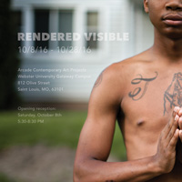 'Rendered Visible' Curated Exhibit Addressed Incarceration, Justice System