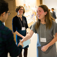 Snapshots: Browning Hall opens doors to area science fair