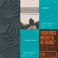 Vote: Poster Contest for Sexual Misconduct Prevention