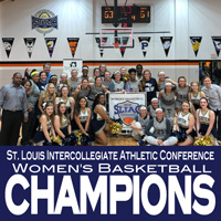 Women's Basketball Wins SLIAC Tournament Title, Earns NCAA Tournament Berth