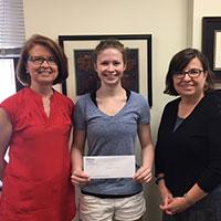 Webster German Major Wins GAHC Scholarship