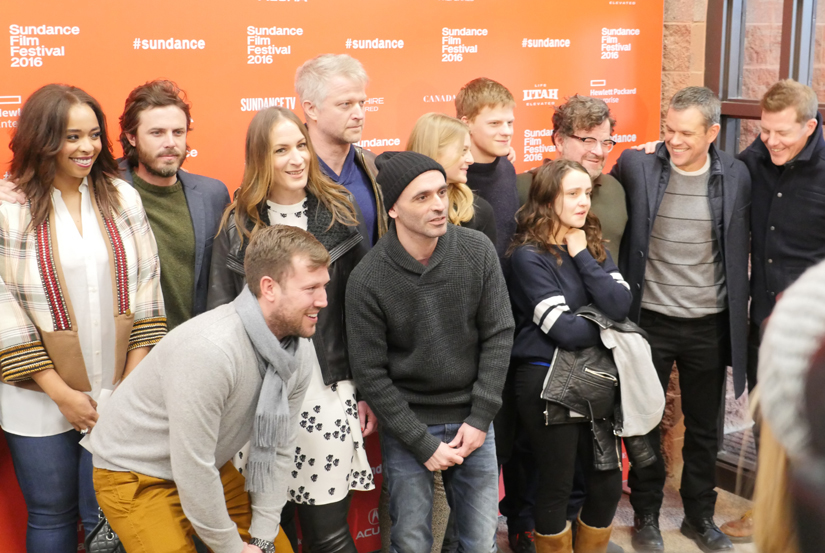 Cast & crew of Manchester by the Sea