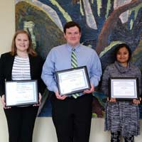 Employment, Service Awards: Nominate Students for Fall 1 by Oct. 12