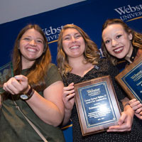 Snapshots: Student Leadership Awards