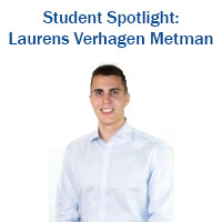 Webster Leiden Spotlight: Laurens Verhagen Metman