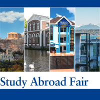 Study Abroad Fair Sept. 5