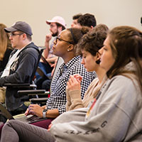 This year's Teaching Festival will feature presentations and panel discussions by Webster faculty, students, and staff.