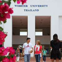Webster Thailand Cha-Am / Hua Hin Bangkok Campuses Undergo Renovation and Expansion