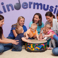 Community Music School Named Top Program in Early Childhood Music Education
