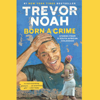 Book Club: Trevor Noah's 'Born a Crime' Jan. 13