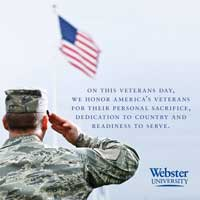 Veterans Day: Military Appreciation Breakfast Salutes Webster's Active Military, Veterans