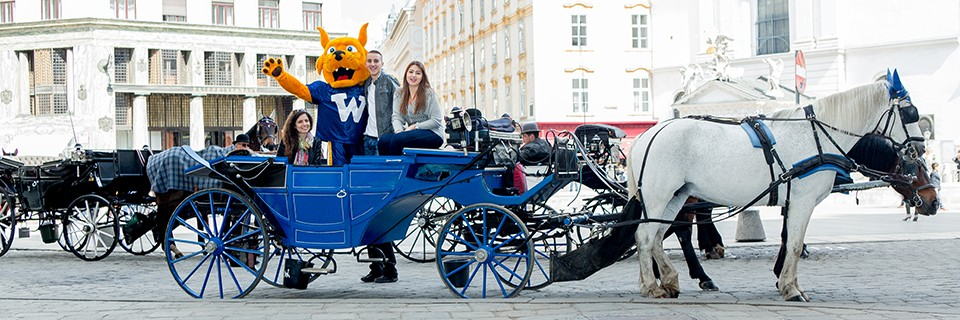 Webster University Gorlok in Vienna