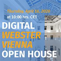 Webster Vienna Hosts Digital Open House April 16
