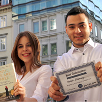 Vienna Students Win Top Awards at Warwick Economics Summit