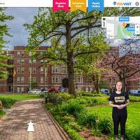 Admissions Launches Virtual Tour