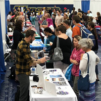 St. Louis Performing and Visual Arts College Fair at Webster University