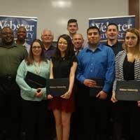 Snapshot: Walker School Students Receive SAP Student Recognition Award Certificates