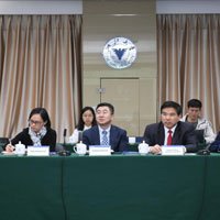 Webster China Staff Instrumental in U.S-China Education Dialogue