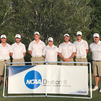 Webster Golf Makes History by Advancing to NCAA D-III Championship Finals