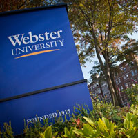 Webster University was founded in 1915