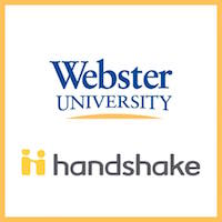 Webster Offers Handshake for Student, Alumni Career Planning