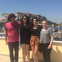 Odyssey in Athens Study Abroad: 'Most influential experience of my life'