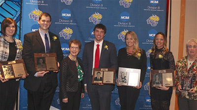 The Pioneer Award recipient and 2017 Hall of Fame class