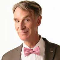 Television personality and author Bill Nye, the current host of the Netflix series