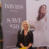 Career Center Hosts David's Bridal in Student Opportunities Series