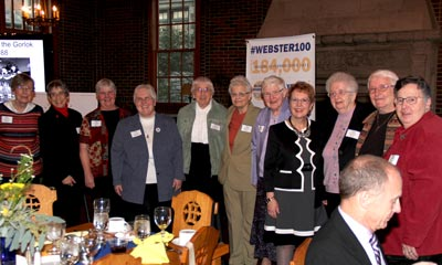 Centennial Founders Dinner with the Sisters of Loretto