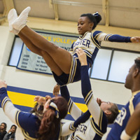 Webster Cheerleading Camp for Kids
