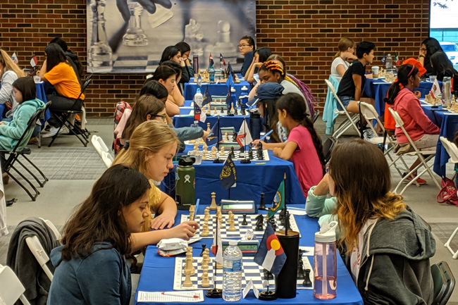 The competition drew 90 female players from 11 countries, 38 U.S. states and seven provinces