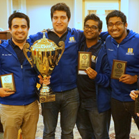 Webster Chess Teams Finish 1-3 at PanAm, Qualify for Final Four National Championship