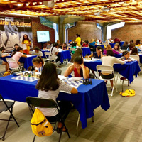 Chess: Susan Polgar Foundation Girls' Invitational opens as children's camp concludes