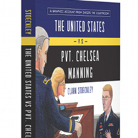 Hunt Gallery Exhibits Clark Stoeckley: The U.S. vs. Private Chelsea Manning