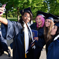 Commencement Video: Students, Faculty Savoring the Moment