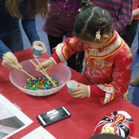 The event includes a variety of activities for all ages to increase cultural exposure and understanding.