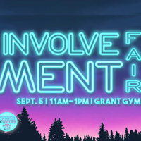 Register Your Department for the Sept. 5 Involvement Fair