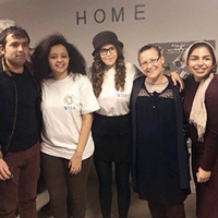 Geneva Students Collaborate with Refugees in Semester-Long Story