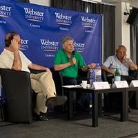 Panel on US-Iran tensions