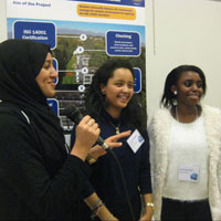 Webster Geneva Scholars Present at Paris Climate Forum