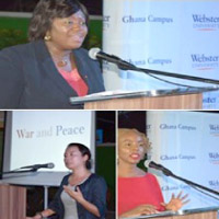 Ghana Hosts NAWA 'Women as Global Change Makers' Night
