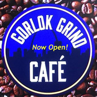 The Gorlok Grind Cafe is on the ground floor of the Arcade Building.
