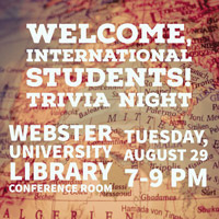 International Student Trivia Night