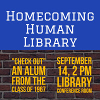 Homecoming Human Library